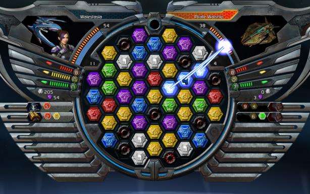 Puzzle Quest: Galactrix Torrent Download