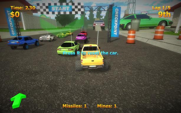 RC Mini Racers PC Crack