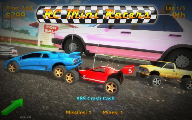 RC Mini Racers Torrent Download