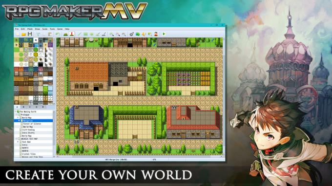 RPG Maker MV Free Download « IGGGAMES