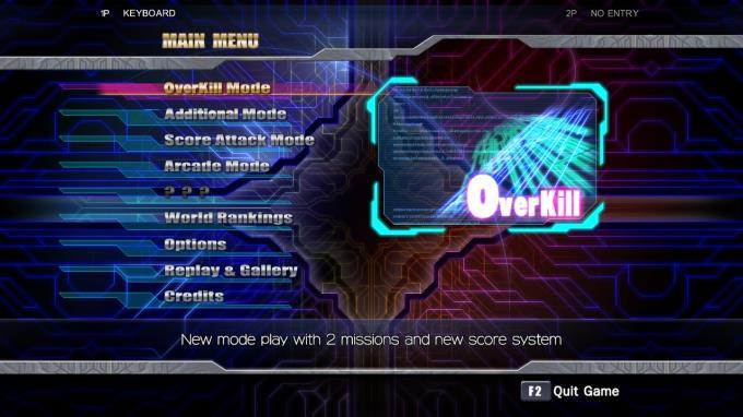 Raiden IV: OverKill PC Crack