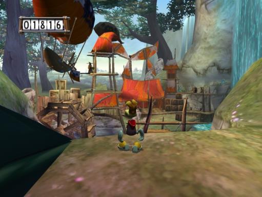 Rayman 3: Hoodlum Havoc PC Crack
