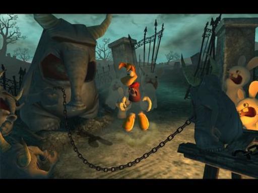 Rayman Raving Rabbids™ PC Crack