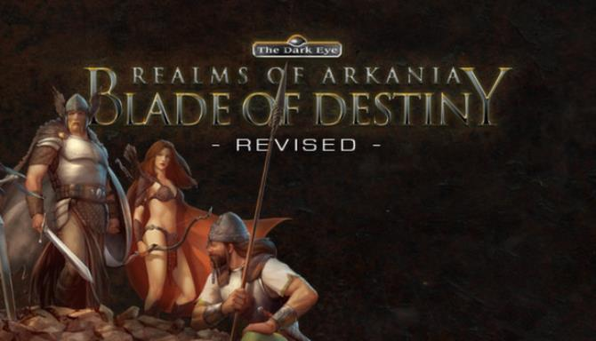 Realms of Arkania: Blade of Destiny Free Download
