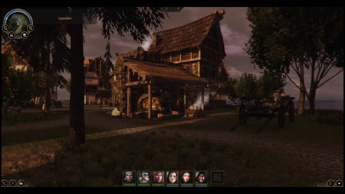 Realms of Arkania: Blade of Destiny Torrent Download