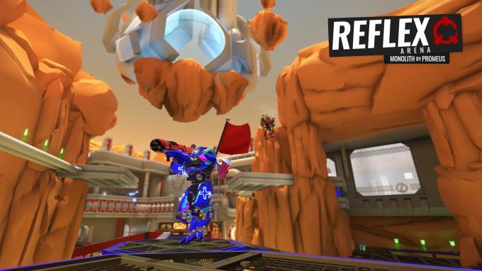Reflex Arena PC Crack
