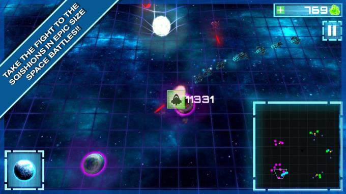 Relativity Wars - A Science Space RTS PC Crack