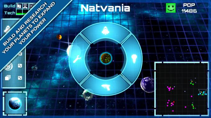 Relativity Wars - A Science Space RTS Torrent Download