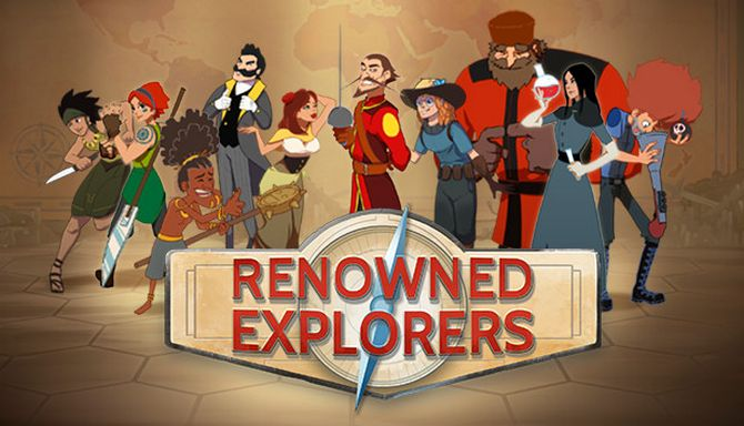 Renowned Explorers: International Society Free Download