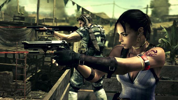 Resident Evil™ 5/ Biohazard 5® Torrent Download