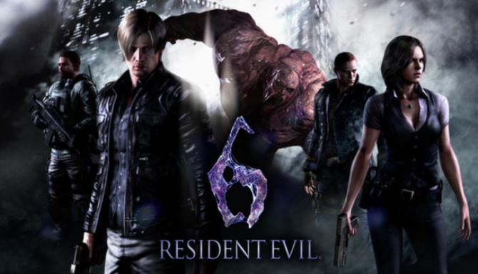 Resident Evil 6 / Biohazard 6 Free Download
