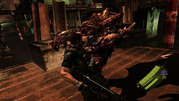 Resident Evil 6 / Biohazard 6 PC Crack
