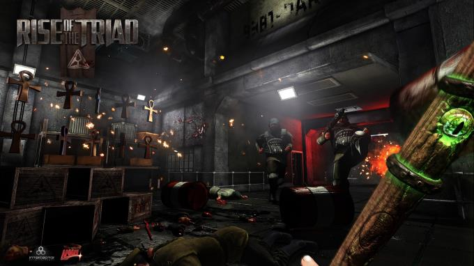 Rise of the Triad Torrent Download