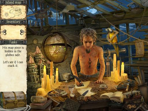 Robinson Crusoe and the Cursed Pirates PC Crack