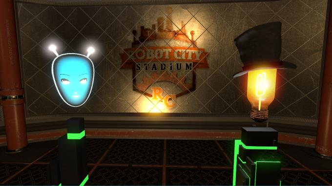 Robot City Stadium Torrent Download