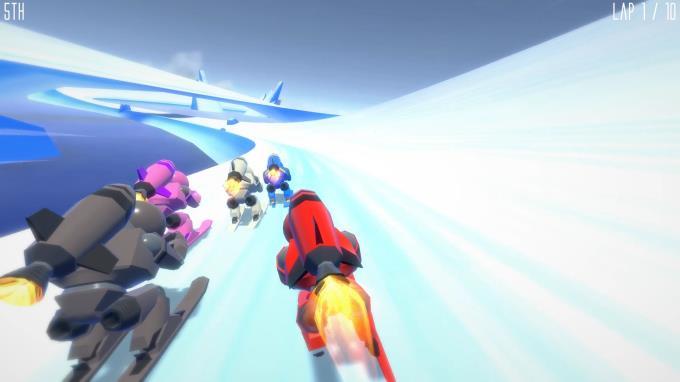 Rocket Ski Racing Torrent Download