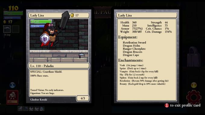 Rogue Legacy PC Crack