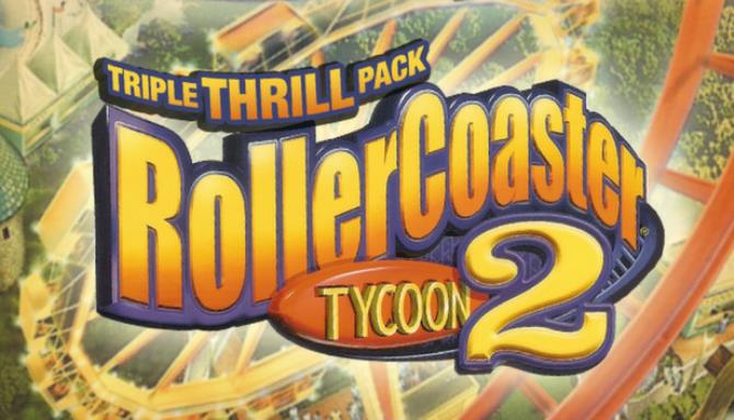RollerCoaster Tycoon 2 - Triple Thrill Pack Free Download