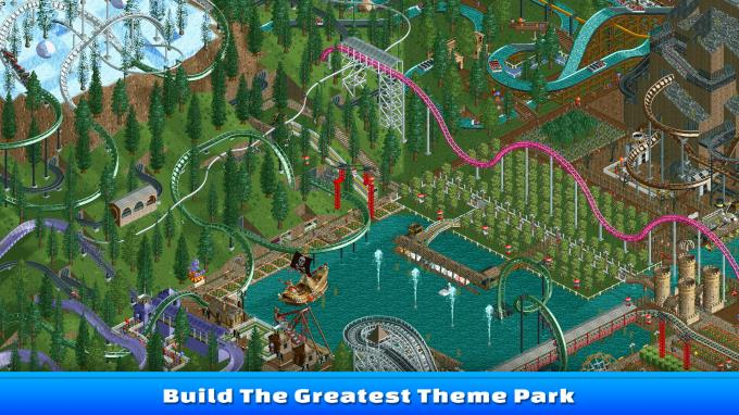 RollerCoaster Tycoon® Classic Torrent Download