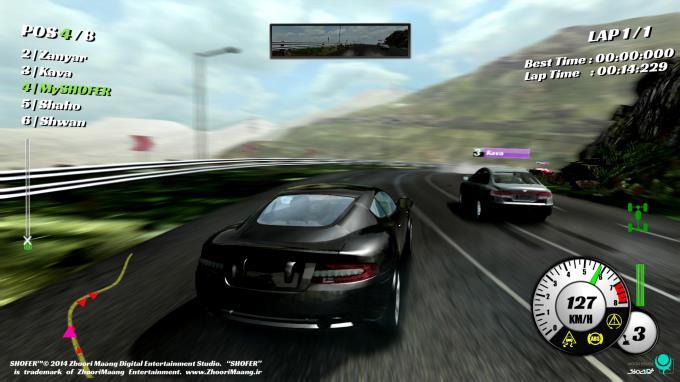 SHOFER Race Driver Torrent Download