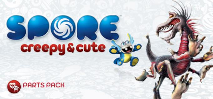 spore creepy and cute pack free download