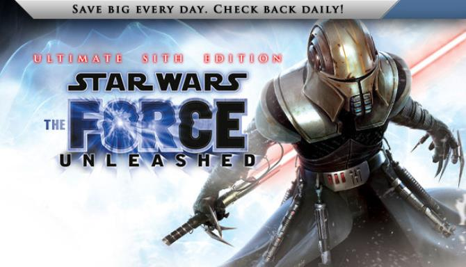 STAR WARS™ - The Force Unleashed™ Ultimate Sith Edition Free Download