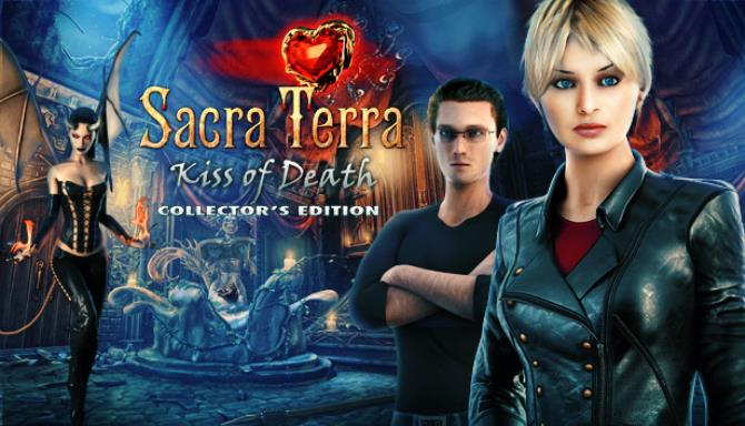 Sacra Terra: Kiss of Death Collector's Edition Free Download