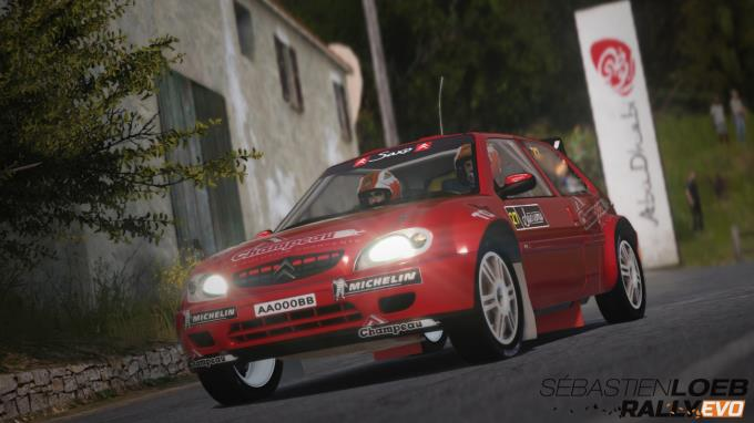 Sébastien Loeb Rally EVO PC Crack