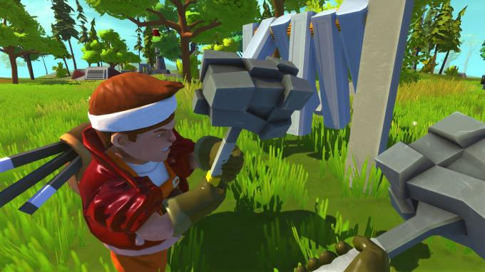 Scrap Mechanic PC Crack
