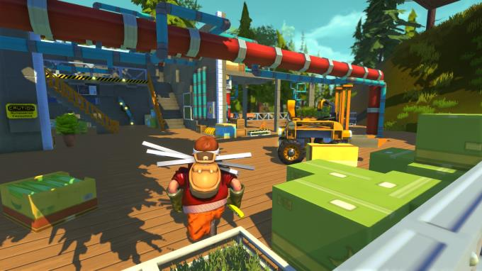 Scrap Mechanic Torrent Download