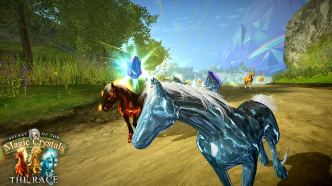 Secret of the Magic Crystals - The Race PC Crack