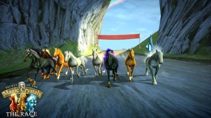 Secret of the Magic Crystals - The Race Torrent Download