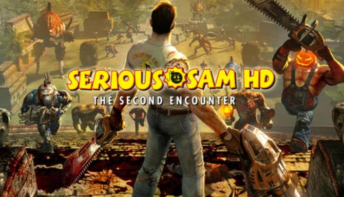 Serious Sam HD: The Second Encounter Free Download