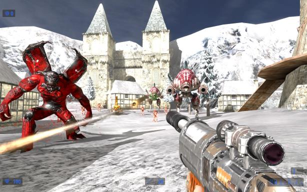 Serious Sam HD: The Second Encounter PC Crack