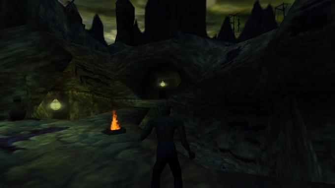 Shadow Man PC Crack