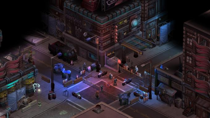 Shadowrun Returns PC Crack