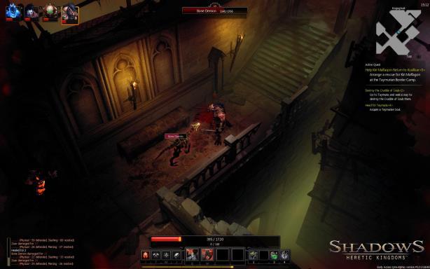 Shadows: Heretic Kingdoms PC Crack