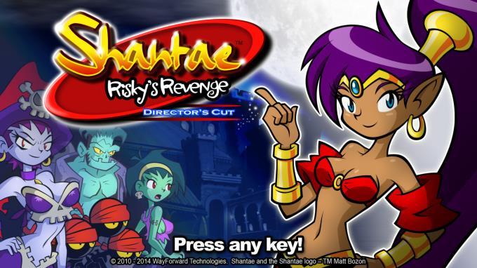 Shantae: Risky's Revenge - Director's Cut Torrent Download