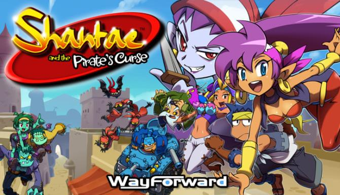 Shantae and the Pirate's Curse Free Download