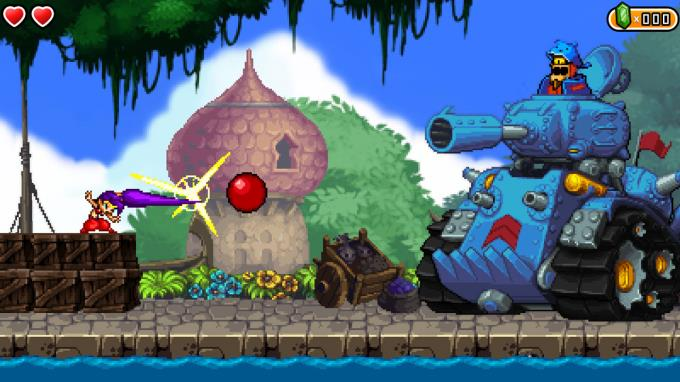 Shantae and the Pirate's Curse PC Crack