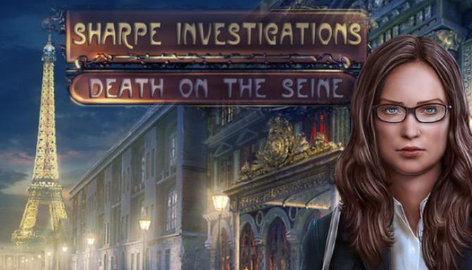 Sharpe Investigations: Death on the Seine Free Download