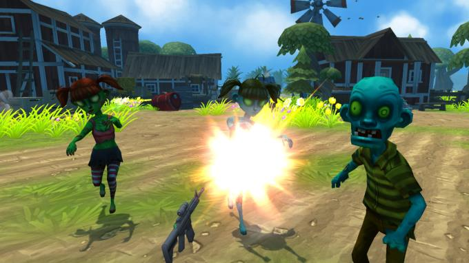 Shoot Mania VR: Fun Zombies Torrent Download