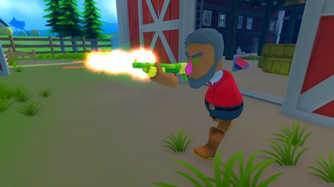 Shotgun Farmers PC Crack