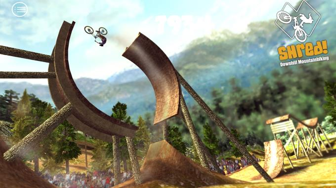 Shred! Downhill Mountain Biking Torrent Download