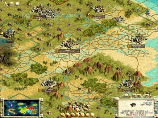 Sid Meier's Civilization® III Complete Torrent Download