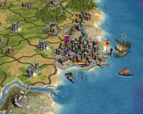 Sid Meier's Civilization® IV Torrent Download