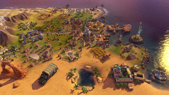 Sid Meiers Civilization VI: Rise and Fall Free Download (v1