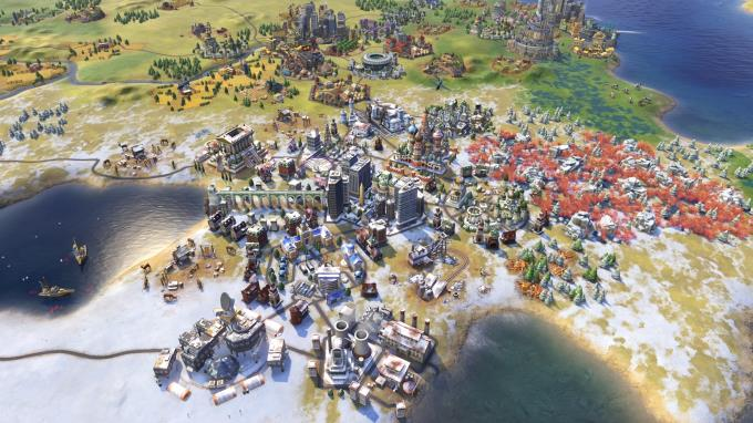 Sid Meiers Civilization VI: Rise and Fall Free Download (v1 0 0 262