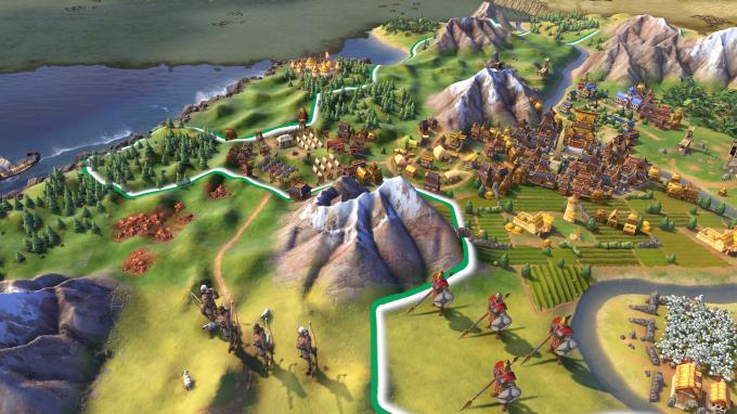 Sid Meiers Civilization VI Torrent Download - Civilization VI Free Game Download