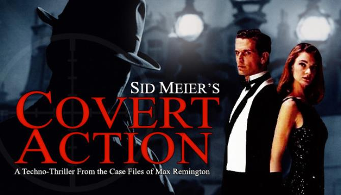 Sid Meier's Covert Action (Classic) Free Download